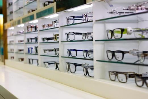 Monture, lunette de vue