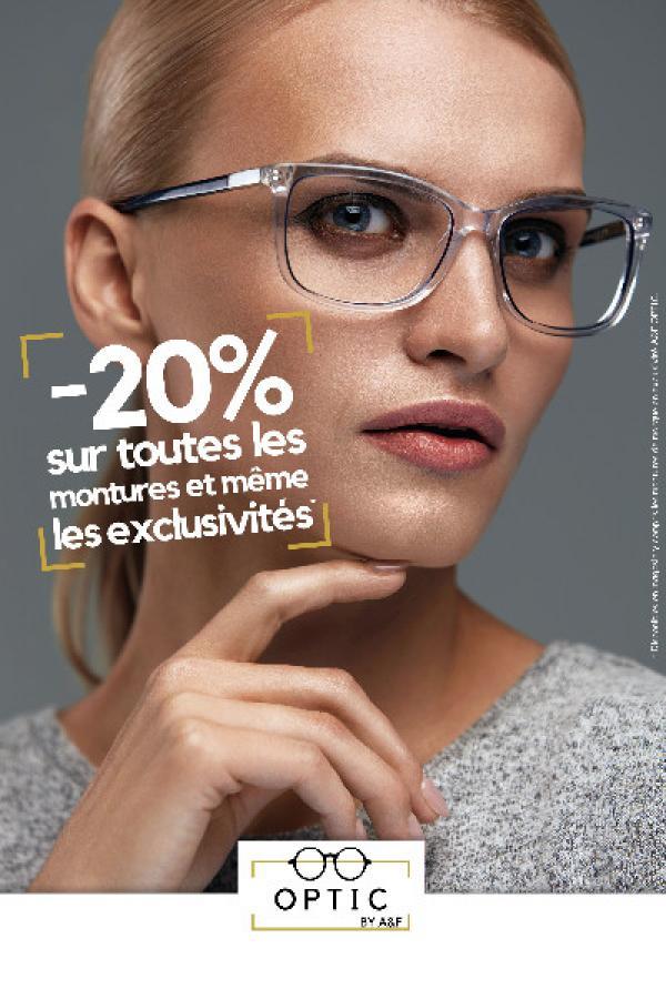 Offre lunette de vue
